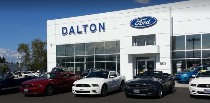 Dalton Ford Canada